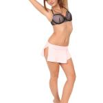 Anna Tatu dancing