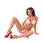 Linet virtuagirl red shoes