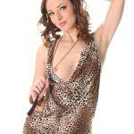 Mandy Match nipple shows